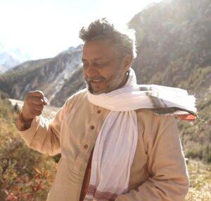 Rajendra Singh is a Magsaysay award winner